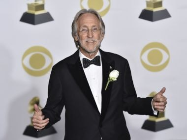 #GrammysSoMale: Recording Academy head asks women to 'step up' after men sweep 2018 awards, faces blacklash