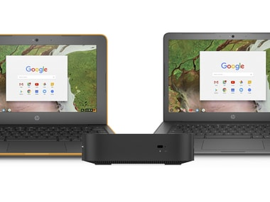 HP has announced two new Chromebooks along with a new Chromebox G2 desktop at CES 2018