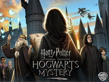 'Harry Potter: Hogwarts Mystery' is an AR-ready mobile game that will soon arrive on your smartphone