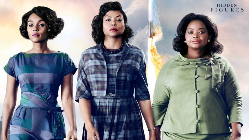 Hidden Figures tells the story of Katherine G. Johnson (Taraji P. Henson), Dorothy Vaughan (Octavia Spencer) and Mary Jackson (Janelle Monáe), who served as the brains behind one of the greatest NASA operations in history.