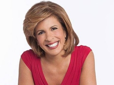 Hoda Kotb claims she earns 'not even close' to what Matt Lauer did on NBC's Today show