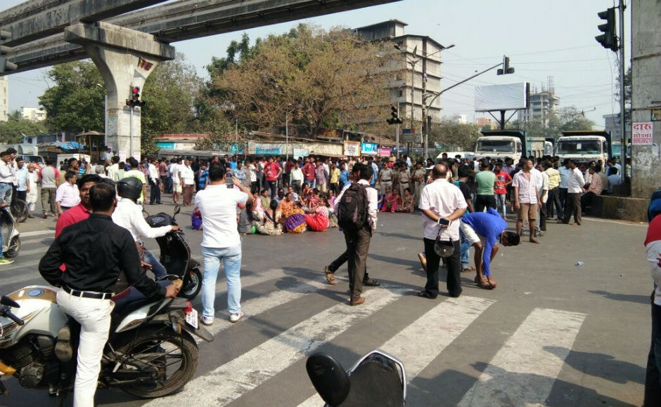 As a precautionary measure, several schools and colleges in Mumbai were closed. Authorities have imposed Section 144 in several parts of the city. Geeta Desai/101reporters