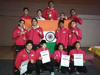 India's junior and youth women boxers won a total of 13 medals. Agencies