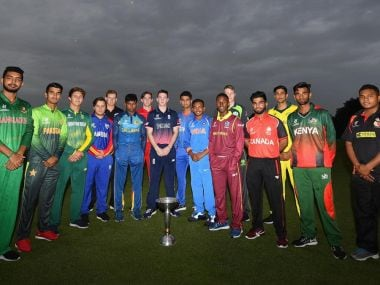 ICC U-19 World Cup 2018: Here's a list of complete squads of all 16 teams in running for World Cup glory