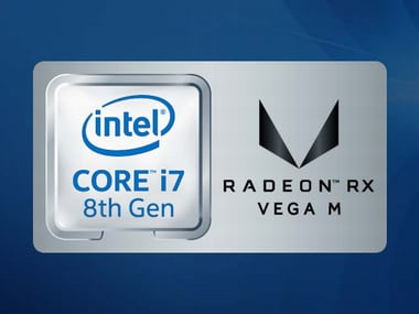 Intel launches 8th generation Intel Core i5 and i7 processors with Radeon RX Vega M graphics at CES 2018
