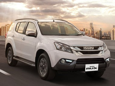 Isuzu launches D-Max V-Cross with touchscreen infotainment system; prices start at Rs 14.31 lakh