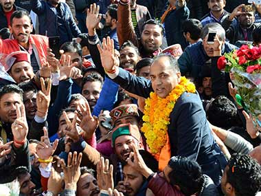 Recognition to Leader of Opposition will be given on the basis of rules: Himachal Pradesh CM Jairam Thakur