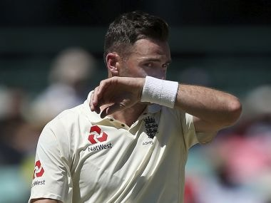 Ashes 2017-18: Australia played better than us in pressure moments, says England pacer James Anderson