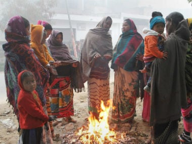 Srinagar witnesses season's coldest day as mercury drops to minus 6.2 degrees; cold wave lashes region