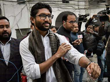 Bhima-Koregaon violence: Jignesh Mevani, Umar Khalid say they are being targeted by BJP and RSS