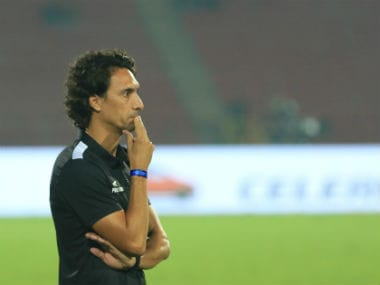 ISL 2017-18: NorthEast United FC sack Portuguese coach Joao de Deus after poor start to season