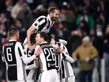 Italian Cup: Defending champions Juventus cruise past city rivals Torino to set up semi-final clash with Atalanta
