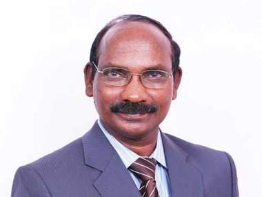 Dr K Sivan is appointed as ISRO's new chairman. Image Courtesy: www.isro.gov.in