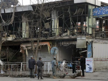 There is threat of Taliban and Islamic State derailing Afghanistan nascent growth story. AP