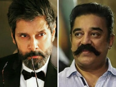 Vikram to star in Kamal Haasan's production; Thoongaavanam director Rajesh Selva to helm
