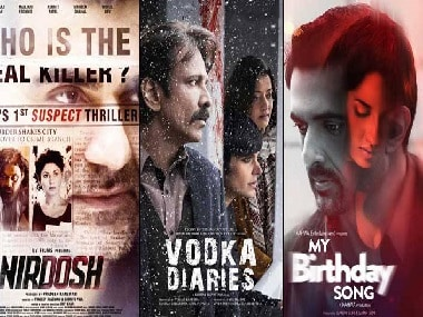My Birthday Song, Vodka Diaries, Darkest Hour, 12 Strong, The Commuter: Know Your Releases