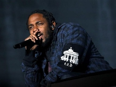 Kendrick Lamar to compose film music; debuting with soundtrack of Marvel's Black Panther