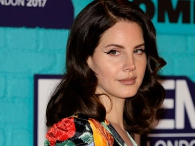 Lana Del Rey sued by Radiohead over writing credit for song Get Free in latest album