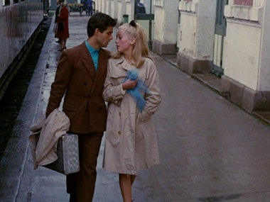 'The Umbrellas Of Cherbourg', subtitled songs and how to enjoy musicals in a foreign language