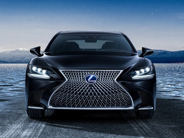 Lexus LS 500h launched at Rs 1.77 crore in India; to rival the Mercedes-Benz S-Class, BMW 7 Series and more