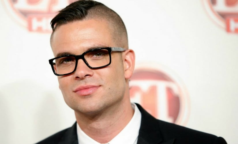 Mark Salling/Image from Twitter.