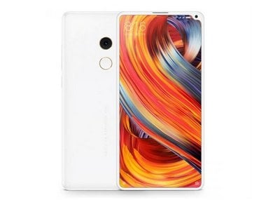 Xiaomi Mi Mix 2S leaked photos reveal an almost bezel-less front and dual rear camera setup