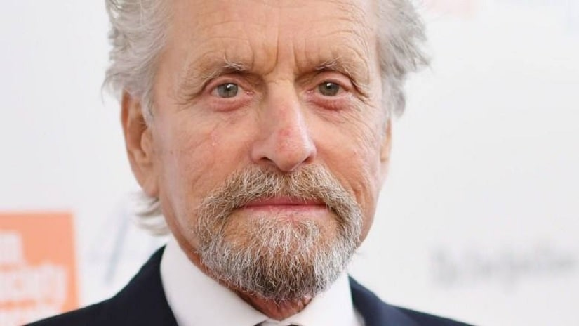 Michael Douglas denies sex claims ahead of publication