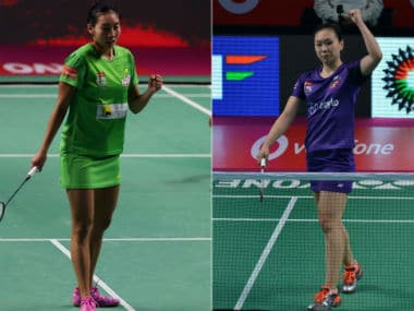PBL 2018: Bereft of proper facilities, Canada's Michelle Li and US' Beiwen Zhang intend to become national heroes