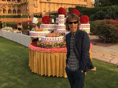 The Rolling Stones frontman, legendary rockstar Mick Jagger makes a surprise visit to India