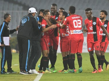 I-League 2017-18: Minerva Punjab FC players offered 'huge money' by bookies for match fixing