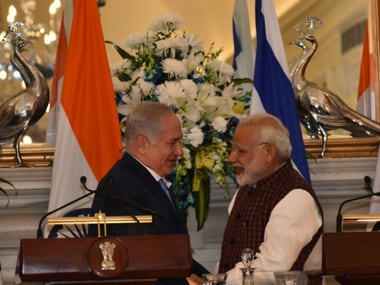 Benjamin Netanyahu to visit Agra's Taj Mahal today, will also inaugurate Raisina Dialogue in Delhi