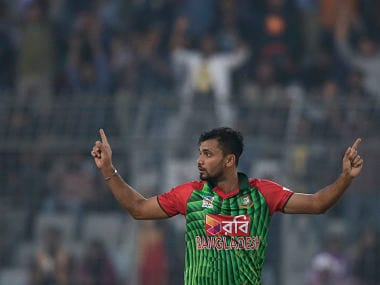 Bangladesh cricket board persuade former captain Mashrafe Mortaza to come out of T20I retirement