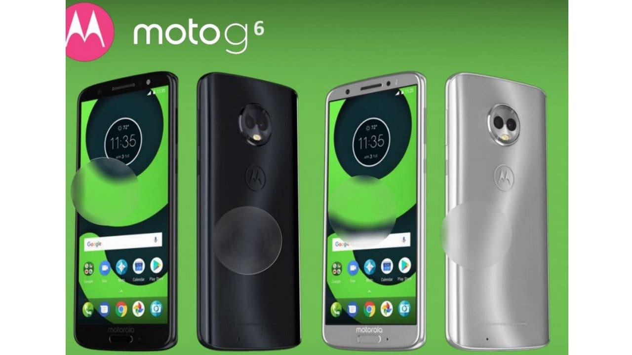 The Moto G6. Droid Life