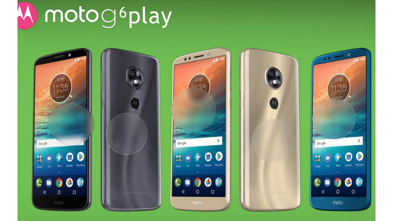 The Moto G6 Play. Droid Life