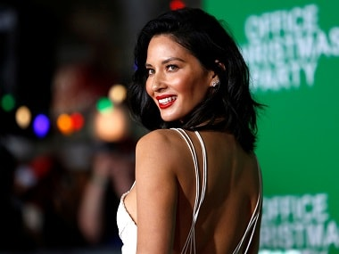 Olivia Munn set to host 2018 Critics' Choice Awards in wake of sexual assault allegations against TJ Miller