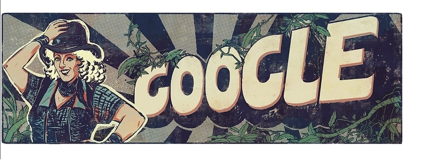 Google Doodle celebrates Fearless Nadia — India's lionhearted stuntwoman, on 110th birth anniversary