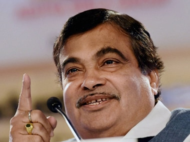 Nitin Gadkari's response to Indian Navy's demand for land is unfortunate, conveys minister prefers seaplanes over security