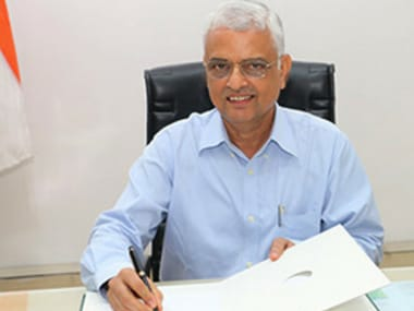 File image of new CEC Om Prakash Rawat. PTI