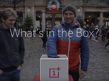 Image: OnePlus YouTube