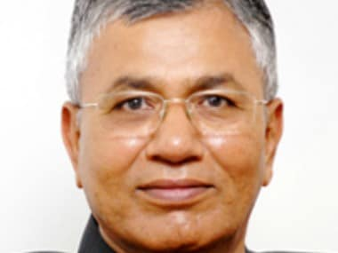 Minister of State for Law P P Chaudhury. Image courtesy: india.gov.in