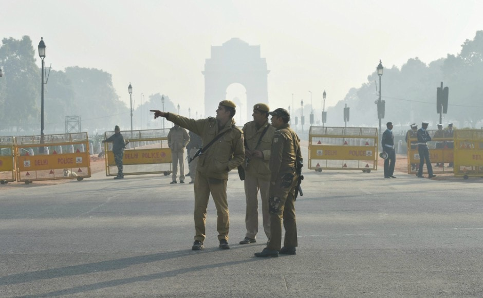 The Ministry of Home Affairs has asked authorities to restrict use of airborne cameras, drones in areas such as Vijay Chowk, Rashtrapati Bhawan and Rajpath from 26 to 29 January. PTI