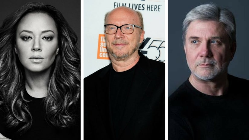 Leah Remini Suggests Scientology Behind Paul Haggis Rape Allegations