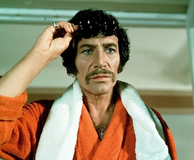 Department S Actor Peter Wyngarde dies aged 90