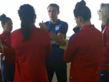 Phil Neville became the coach of England women's team few days back. Credit: FA