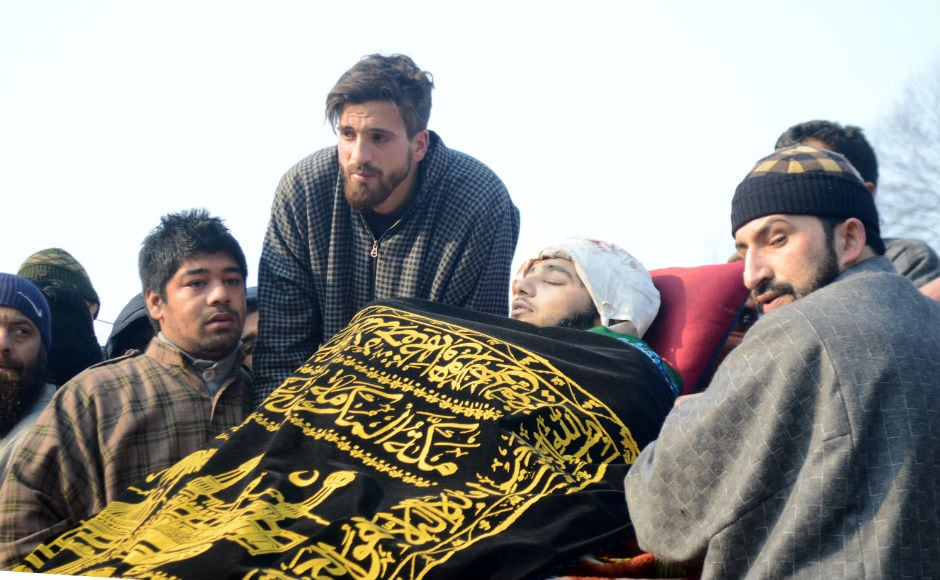 According to officials, Wani was a