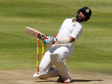 India vs South Africa: Visitors need Cheteshwar Pujara to step up on Day 5 to keep hopes of retaining trophy alive
