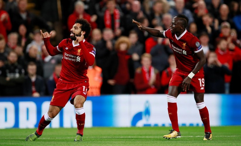 Mohamed Salah is returning from a groin injury and will be looking to be on the scoresheet along with Sadio Mane. Reuters