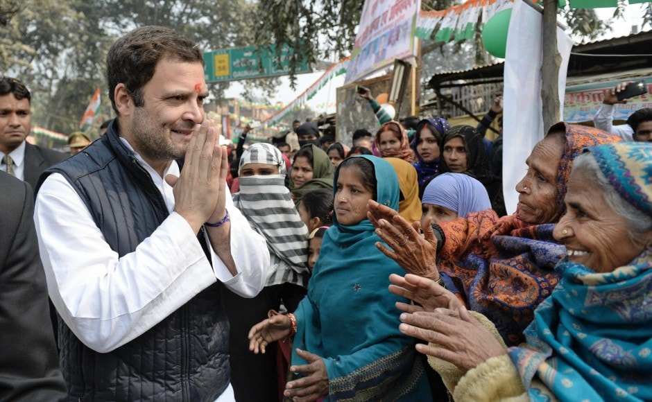 As the clashed escalated, police resorted to lathi charge in Amethi on Tuesday. BJP workers raised slogans against Rahul, questioning him over the issue of development in Amethi. PTI