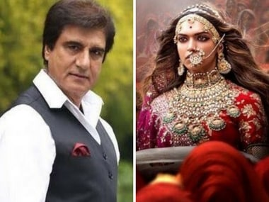 Padmavat release banned in Rajasthan: This is a conflict between central and state govts, says Raj Babbar