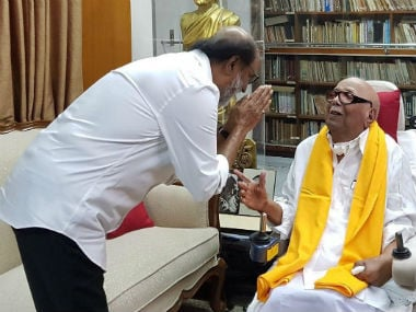 DMK urges Ram Nath Kovind to intervene in Supreme Court row if judges do not resolve issue themselves